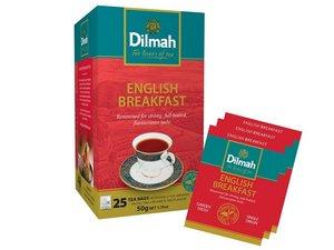 Dilmah English Breakfast Tea 25 Theezakjes (50 gram)