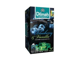 Dilmah Blueberry Vanilla Tea  20 Theezakjes (40 gram)