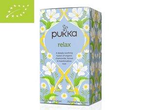 Pukka Relax 20 zakjes thee BIO GB-ORG-05 (40 gram)