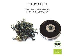 Yeh Tea Bi Luo Chun Peace - Blikje 25 gram NL-BIO-01