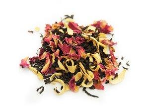 Yeh Tea Lady Grey Rose - Blikje 25 gram NL-BIO-01