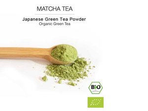 Yeh Tea Matcha - Blikje 40 gram NL-BIO-01