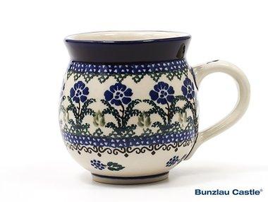 Bunzlau Farmers Mug 240 ml Black Berry