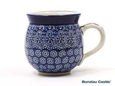Bunzlau Farmers Mug 240 ml Lace