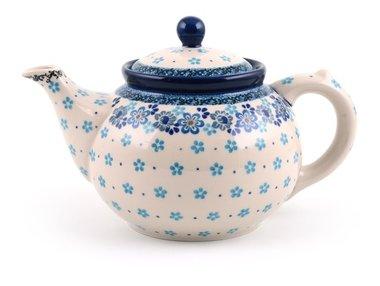 Bunzlau Spring Flower Teapot 1,3 ltr