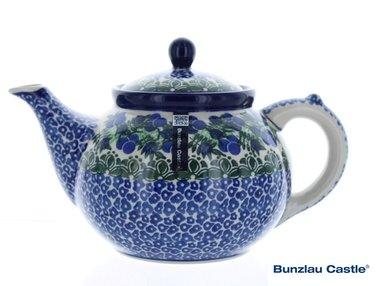 Bunzlau Myrtille Teapot 1,3 ltr