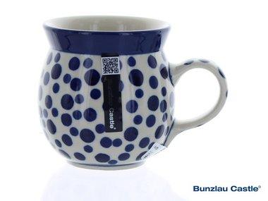 Bunzlau Farmers Mug 240 ml Crazy Dots