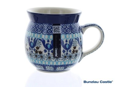 Bunzlau Farmers Mug 240 ml Marrakesh