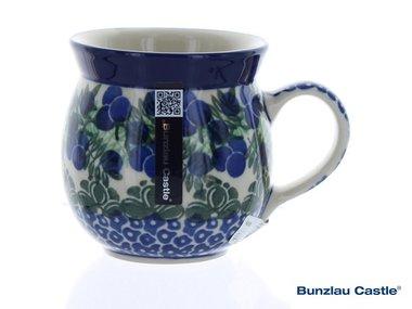 Bunzlau Farmers Mug 240 ml Myrtille