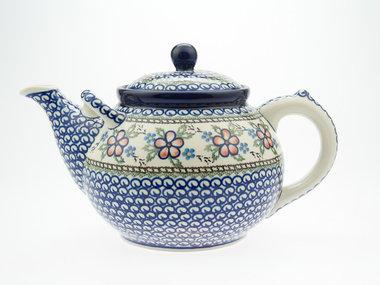 Bunzlau Teapot 3,0 liter Apple Blossom