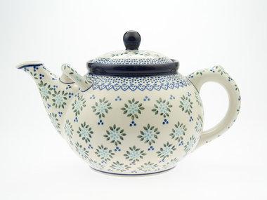 Bunzlau Teapot 3,0 liter Bunch of Flowers