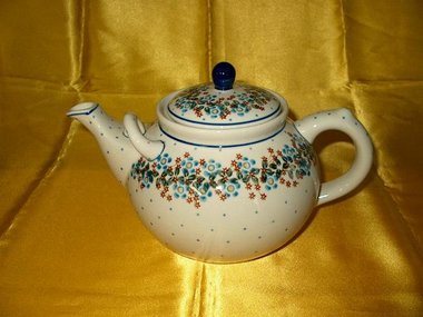 Bunzlau Teapot 2,0 liter Spring