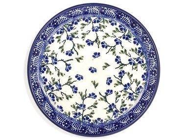 Bunzlau Ivy Plate 16 cm