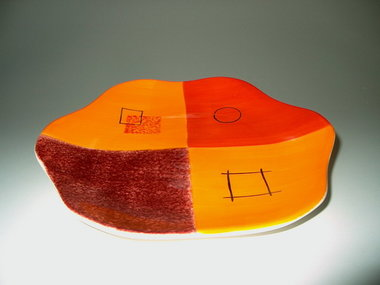 Chacult Patricia Plate, set van 4