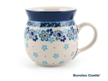 Bunzlau Farmers Mug 240 ml Spring Flower