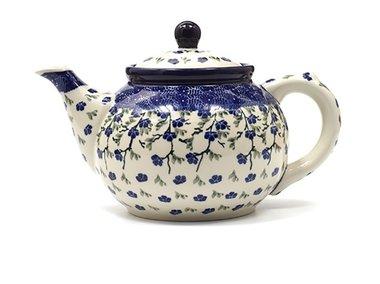 Bunzlau Ivy Teapot 1,2 ltr
