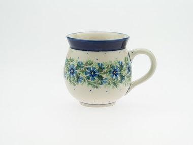 Bunzlau Farmers Mug 300 ml Cornflower