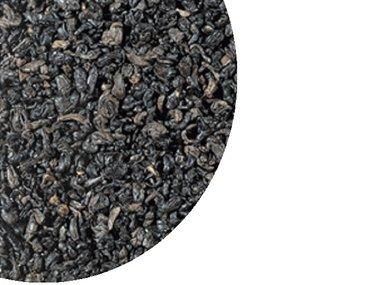 China zwarte Gunpowder Thee 100 Gram