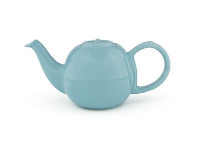 Bredemeijer Silhouet Cosette theepot 0,6 liter Turquoise