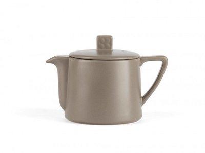 Bredemeijer Lund Teapot 0,5 Liter Warm Grey