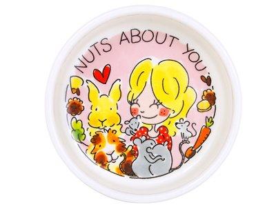 Blond Amsterdam Animals Rodent Bowl 10 cm