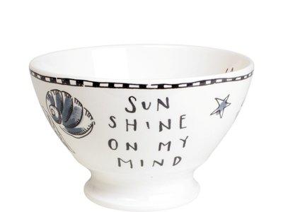BLond X Noir Schaal 12,5 cm Sunshine