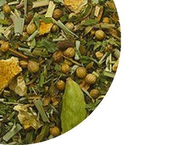 Kruidenthee Chai (Koriander, Munt enz.) 100 Gram
