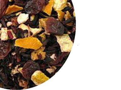 Vruchtentheemelange Cranberry - Sinaasappel 100 Gram
