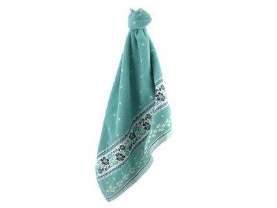 Bunzlau Keuken Handdoek Harmony Green