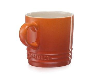 Le Creuset Cappuccino Beker 200 ml Orange