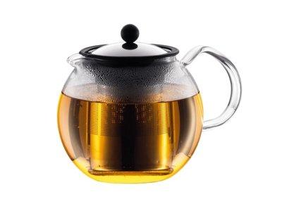 Bodum® Assam Teapress theepot, 0,5 Liter