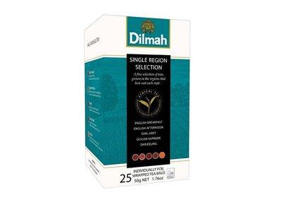 Dilmah Variety Gourmet Tea 25 Theezakjes (50 gram)
