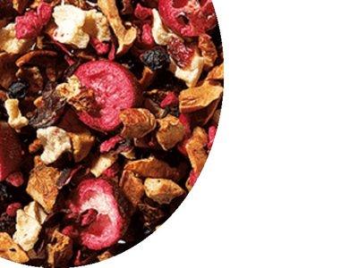 Vruchtentheemelange - Cranberry - Vanille 100 Gram