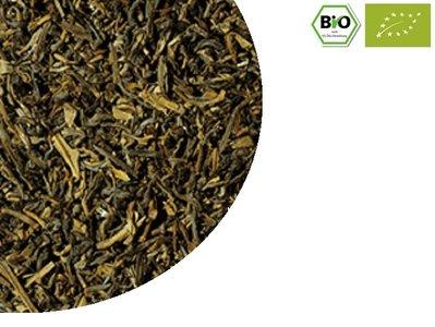BIO Groene thee North India FTGFOP1 Makaibari 100 Gram NL-BIO-01