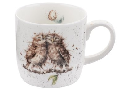 Royal Worcester Wrendale - Birds of a Feather Mug
