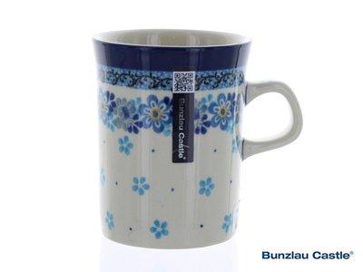 Bunzlau Beker Recht 250 ml Spring Flower