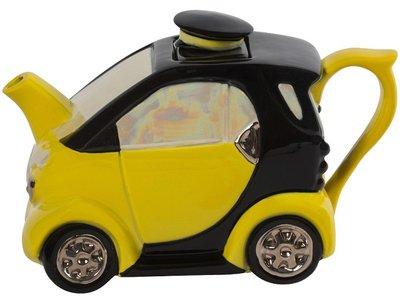 Smartea Yellow Theepot voor een kop