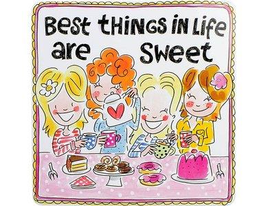 Blond Amsterdam Blik Sweet Vierkant