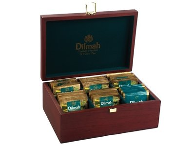Dilmah Teabox Brown for teabags