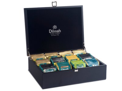 Luxery Dilmah Teabox 12 compartments