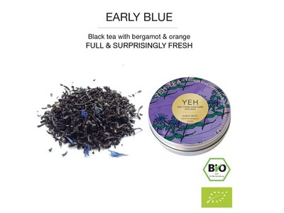 Yeh Tea Early Blue