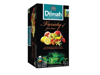 Dilmah Variety Fruit Tea