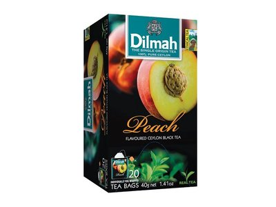 Dilmah Peach Tea