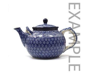 Bunzlau Chamomile Teapot 2,0 ltr