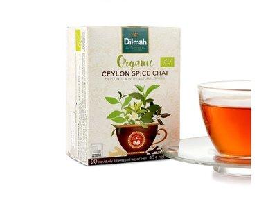 Dilmah Ceylon Spice Chai Organic