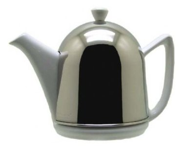 Cosy Manto Theepot  Wit 0,6 Liter