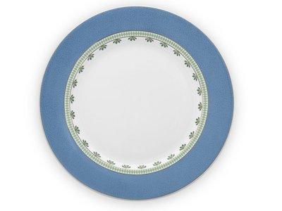 Pip Studio La Majorelle Blue Plate