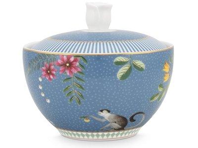 Pip Studio La Majorelle Blue Sugar Bowl