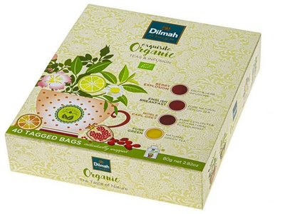Dilmah Organic Tea Gift Pack