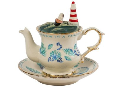 Storm in a Teacup Theepot
